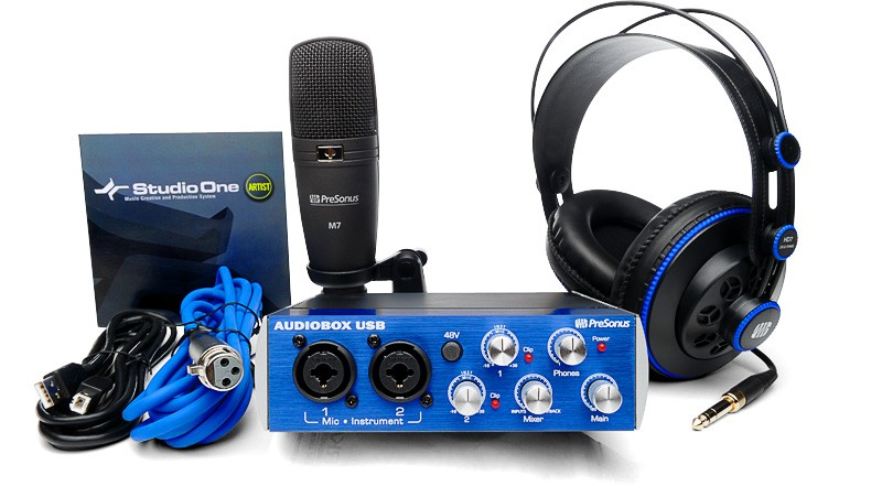 Presonus AudioBox Studio (bundle)